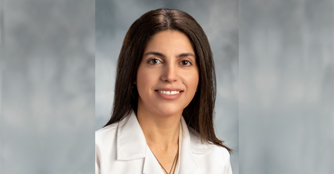 Dr. Hanady Daas | Photo provided by Beaumont Health